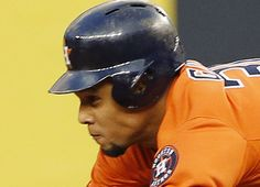 NEW YORK — Houston Astros' Carlos Gomez jawed with the Yankees' bench Tuesday night and after a fly out in the sixth inning, had to be held back after a quick shouting match with New York catcher John Ryan Murphy....