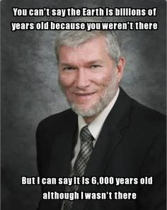 ken ham is one of the most deplorable theists out there. His absurd claims reach far beyond misinformed directly into blatant dishonesty.#YEC