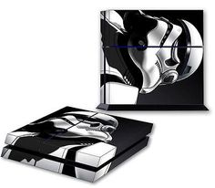 STORMTROOPER PS4 Skin Vinyl Decal PlayStation 4 Console Sticker Star Wars 047