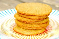 Maple Coconut Cookies - Life Made Full www.lifemadefull.com