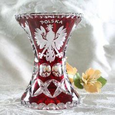 Here are some gift ideas for those of us who are proud of our Polish heritage: Lenox Crystal, Crystal Glassware, Crystal Vase, Christmas Tv Shows, Polish Recipes, Polish Food, Lenox Vase, Blackfoot Indian, Unusual Art