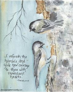 My passion is sharing Bible Promises; birds my favorite subject, watercolor the medium. Bible Verse Art, Prayer Scriptures, Bible Verses Quotes, Bibel Journal, Bible Promises, Biblical Quotes, Favorite Bible Verses, Christian Inspiration, Positive Thoughts