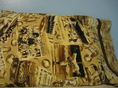 Baseball Legends/marble cuff pillowcase by FloridaFriends on Etsy