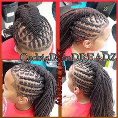 Dreadlock Mohawk, Short Dreadlocks Styles, Mens Dreadlock Styles, Dreadlock Hairstyles For Men, Medieval Hairstyles, Curly Hair Styles, Natural Hair Styles, Braided Hairstyles, Wedding Hairstyles