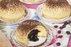 Mini Desserts, Plated Desserts, Mirror Glaze Cake, Ricotta, Mousse, Cheesecake, Cacao, Desert Recipes, Tiramisu