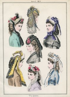 LAPL, The Queen, April 1871