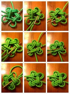 activity for xmas scout party. ornaments :] Star Knot 2 part can find Ornaments and more on our website.activity for xmas scout party. ornaments :] Star Knot 2 part 2 Paracord Tutorial, Paracord Knots, Rope Knots, Macrame Tutorial, Macrame Knots, Paracord Bracelets, Micro Macrame, Macrame Jewelry, Knot Braid