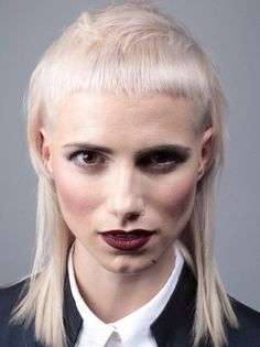 L'Oreal Colour Trophy London Winners 2015 - Rush Rushhair Loreal Colourtrophy Blonde