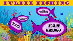 Purple Fishing is an online game and social media platform for Trump Supporters and Critics to have fun finding common ground.