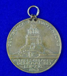 German Germany pre WW1 WWI 1913 Large Silvered Bronze Medal Order Badge Wwi, Badge, Military Awards, Germany, Bronze, Personalized Items, Silver, Products, Leipzig