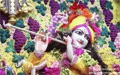 To view Gopinath Close Up Wallpaper of ISKCON Chowpatty in difference sizes visit - http://harekrishnawallpapers.com/sri-gopinath-close-up-wallpaper-003/
