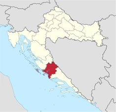 Today marks 27 years of Vukovar massacre in which 262 croatian POW and civilians were tortured and brutally murdered Krka National Park, National Parks, Croatia 2016, Split Croatia, Excursion, Location Map, Vintage Maps, Slovenia, Recipes