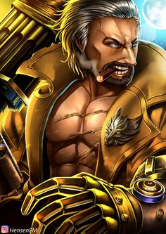 Roger Mobile Legends - HensenFM by HensenFM.deviantart.com on @DeviantArt