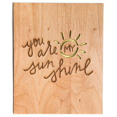 """Product Details - 8""""x 10"""" (1/8"""" thick) - Laser cut on certified, sustainable wood - Designed and crafted in California"""
