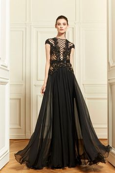 Zuhair Murad Resort 2014 Fashion Show Collection Haute Couture Style, Couture Mode, Couture Fashion, Fashion Show, Fashion Design, Runway Fashion, Net Fashion, Style Fashion, Zuhair Murad