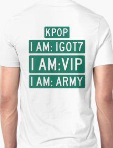KPOP I AM T-Shirt