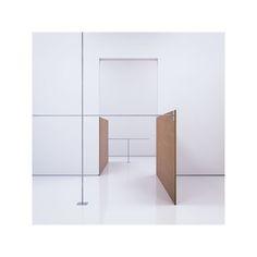 Composition - ruimtelijk minimalisme van Toshitaka Aoyagi - more images on http://on.dailym.net/1SLdXzZ #Art, #Composition, #Kunst, #Minimalisme, #Ruimtelijk, #Ruimtelijk-Minimalisme, #Toshitaka-Aoyagi