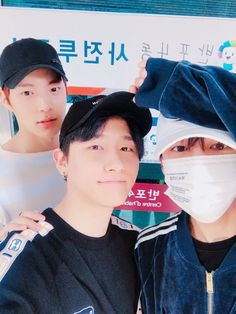 Monsta X 몬스타엑스 - MINHHYUK, I.M & HYUNGWON