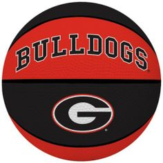 NCAA Georgia Bulldogs Alley Oop Youth Size Basketball by Rawlings by Rawlings. $14.86