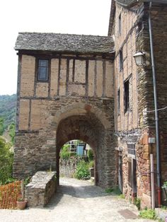 Conques- Aveyron