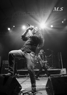 Leyendas del Rock'13: 9 agosto 2013 – Villena (Alicante) – 2ª Parte   Metal Symphony