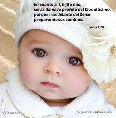Los ojos del Señor están sobre los justos...Lucas 1:76