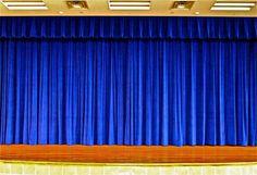 Stage Curtains | Kite's Custom Interiors