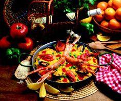Испанская средиземноморская кухня на Коста-Бланка