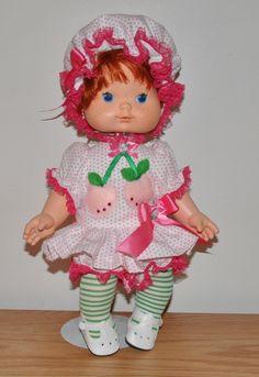 SSC Cherry Cuddler Outfit.