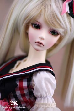 Mystic Kids Miri, 58cm ball jointed doll available at The Junky Spot.  http://www.junkyspot.com