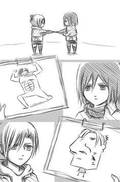 Annie#Mikasa