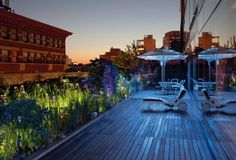 New York City's Most Stunning & Elaborate Rooftop Gardens