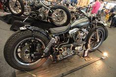 Shovelhead | Bobber Inspiration - Bobbers and Custom Motorcycles | jd-kd September 2014