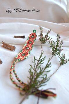 friendship bracelet by Keltainen lintu