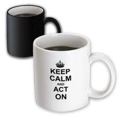 Keep Calm Je Suis Un Plombier Cadeau Mug
