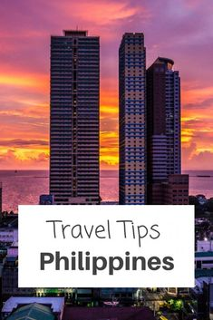 Planning a trip to the Philippines? Here are some tips! Enjoy These Philippines Travel Tips For First Time Visitors  The Philippines is a beautiful country, with plenty of places worth visiting. where mountains, beaches, islands, history ethnic cultures and colonial architecture, there is something for any visitor #philippines #traveltips #Wanderlust #TravelPlanning #BudgetTravel #TravelTips #digitalnomads