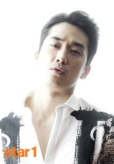 Song Seung Hun - @ Star1 Magazine May Issue '14