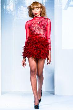 Nigerian model Cynthia Chisom Umezulike. Read more http://allafricafashion.com/nigerian-model-cynthia-umezulike-rocks-the-runway-at-africa-fashion-week-london-2012/#