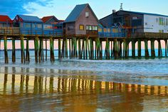 Old Orchard Beach, Maine | 12 Must-See Beaches Around The Country | http://bzfd.it/1n3mw4v