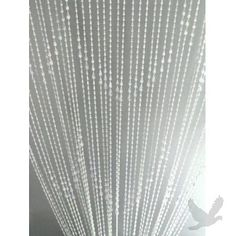 3\' x 6\' Foot Raindrop Beaded Curtain Panels - Crystal Iridescent Raindrops BEST SELLER!