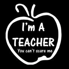 Teacher Apple Teaching Sticker Vinyl Decal SUV Truck Window Vinyl Wall | eBay