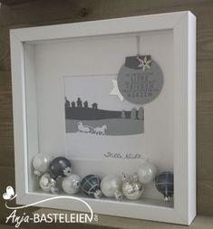RIBBA-Rahmen-Weihnachtsbild