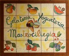 Gelateria in #Ragusa #Ibla #Sicily