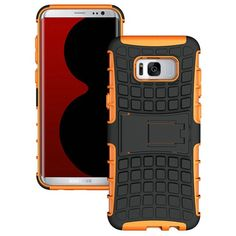 Case for Samsung Galaxy S8 Plus Silicon Plastic 6.2 Dirt Resistant Cover Phone Bags Cases for Samsung S8 Plus S8+ SMG955 Holder