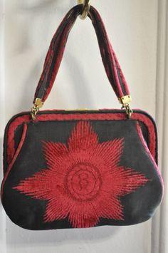 Vintage Roberta Di Camerino handbag $200.00