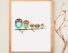 Google Image Result for http://www.inhabitots.com/wp-content/uploads/2012/07/Owl-Family-Forest-Friends-Eco-Friendly-Print.jpg
