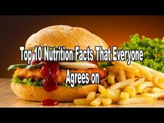 Top 10 Nutrition Facts That Everyone Agrees On - YouTube