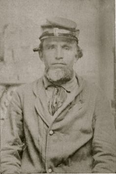 Daniel Charles Brown (1818-1864), Union, enlisted Aug. 1862 in Company B, 118th Infantry, New York, May 1864 taken prisoner during 2nd battle of Drury's Bluff, Sept. 1, 1864, died in Andersonville Prison.