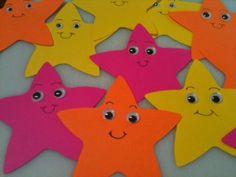 We Homeschool... Please Bear with Us: Explorer Star Craft