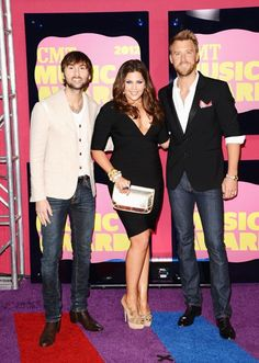 Lady Antebellum's Opening Performance at the 2012 CMT Music Awards   The Country Site